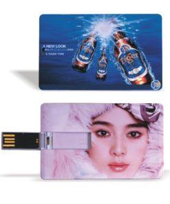 USB-Stick Challenge Card