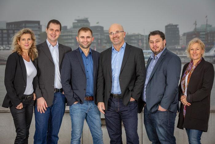 Das Team von USB-Stick Express